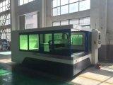 Ipg 500, 1000, 1.5kw, 2kw Europa Faser-Laser-Ausschnitt-Maschine mit Sicherheits-Schrank
