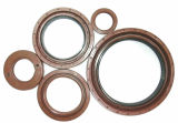 Brown Quad Ring mit Complete Moulds für Rotary Seal