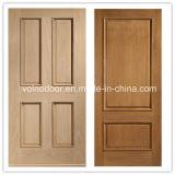 木製の内部/外部の固体ドア、火証拠のドア