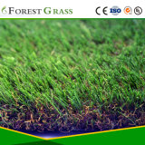 Ajardinando a grama sintética para o jardim e o quintal (LS)