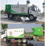 Schoonmaken Sweeper Truck