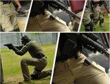 Calças táticas do exército IX7 das calças do combate da carga dos esportes ao ar livre