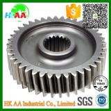 Precisão CNC Machined OEM Transmission Output Shaft Final Gear com certificação Ts16949
