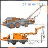 Konkrete Sprühmaschine gegliederte Hochkonjunktur-Futtermischmaschine-Pumpe