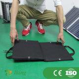 Het zonne Gevouwen Voltage van de Output van het Zonnepaneel van de Zak van de Macht 50W Vouwbare kan worden aangepast