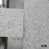 Hojas artificiales de piedra de superficie sólida de la pared del panel interior