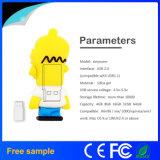 Mecanismo impulsor caliente del flash del USB de Simpsons del baronet del diseño de la historieta de la venta