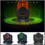 Luz principal móvil de la colada LED con DMX512