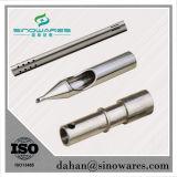 Tubo SUS304 SUS316 metal médico capilar con el lado del orificio