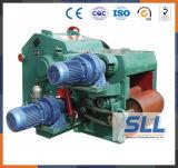 Desfibradora/trituradora de madera profesionales industriales de los pedazos de madera con el motor de gran alcance