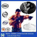 Sarmsの粉筋肉建物CAS 401900-40-1 Andarine S4
