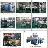 Tafelwaßer-kompletter Produktionszweig