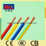 Einkerniges elektrisches kabel des Belüftung-kupfernes Draht-2.5mm