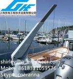Grue marine 1t 2t de yacht hydraulique