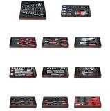 Caixa de ferramenta quente da venda de 220 PCS no jogo de ferramenta com rodas