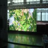 P6 cubierta instalación fija Publicidad LED Video Wall