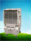 Suelo que coloca el acondicionador de aire industrial del refrigerador agua-aire para la casa o la fábrica