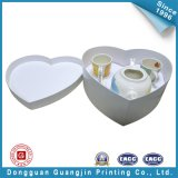 Color blanco Paper Packing Box para Tea Set (GJ-Box124)