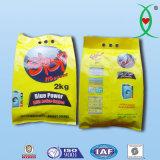 4kg, polvere del detersivo di lavanderia della lavata della macchina 2kg con ossigeno attivo