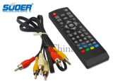 Suoer Digital Video Broadcasting HD Hvb T2 위성 텔레비젼 Receiver 1080P HD DVB Set Top Box