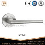 304 201のカーブのタイプ固体ステンレス鋼のドアハンドル(S4008-S02)