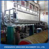 Testar a linha de produção do papel de placa do forro feita por China