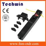 Techwin 상표 광섬유 인식기 장비