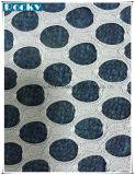 Laço de nylon da tela de engranzamento do laço da forma para a matéria têxtil Tabric