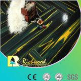 コマーシャル12.3mmミラーのチークの防水積層の床