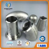 Les garnitures de tube d'acier inoxydable 90d LR écartent d'un coup de coude (KT0358)