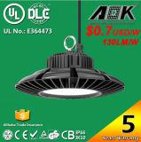 UL Dlc TUV SAA 콜럼븀 세륨 승인되는 100W150W 200W LED 높은 만 빛