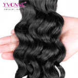 Перуанские человеческие волосы 100% Remy Weave волос девственницы