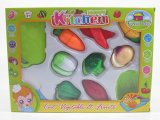 Cocina Play Set de Cutting Food y de Vegetable Toys para Kids
