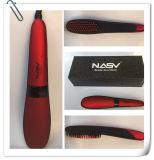 3개의 색깔 Nasv -300 머리 직선기 솔