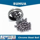 Bille solide d'acier au chrome de haute précision pour le roulement à billes