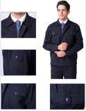 L'inverno 2016 della fabbrica dell'OEM ha stampato ricamato facendo pubblicità ai vestiti da lavoro