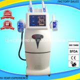Cryolipolysis amincissant la machine avec le matériel de beauté de 4 traitements
