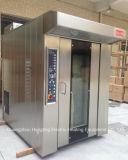 Elektrischer Drehkonvektion-Ofen des Brot-Zahnstangen-Ofens für Bäckerei