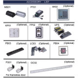 Tastiera di controllo automatica di accesso dei portelli RFID di Veze