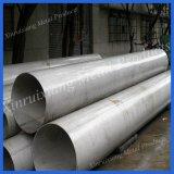 Tubo saldato dell'acciaio inossidabile 201 per la trasmissione del gas e del petrolio
