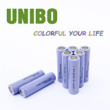 Batería recargable del Li-Polímero LiFePO4 del litio (18650 2500mAh)