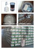 精製されたドーム陶磁器水フィルター
