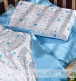 子供のための蘇州Taihuの雪100%の絹の慰める人