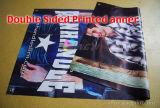 La publicité extérieure d'impression de Digitals/promotion/événement/Foire/exposition/drapeau juste de frontière de sécurité de maille de vinyle de PVC d'étalage