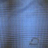 Acqua & di modo del rivestimento prodotto cationico intessuto rivestimento Vento-Resistente 100% del filamento del filato del poliestere del jacquard del plaid giù (X022)