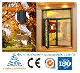 Perfil de aluminio de encargo para la puerta y la ventana de aluminio desde 1993