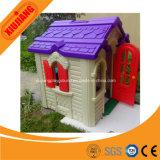 Huis van het Spel van kinderen het Binnen Zachte Kleine voor Openlucht