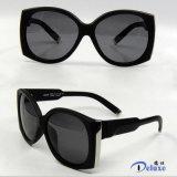 Gafas de sol plásticas de la manera del diseñador a estrenar para las mujeres/señora (DP1162YZ)