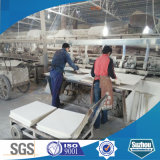 Dekorativer Decken-Vorstand der fehlerfreien Absorptions-Rh95 akustischer Mineralder faser-(Wolle)