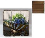 Casa della piastra di marca di legno elegante del testo fisso/decorazione di legno di serie tema di amore